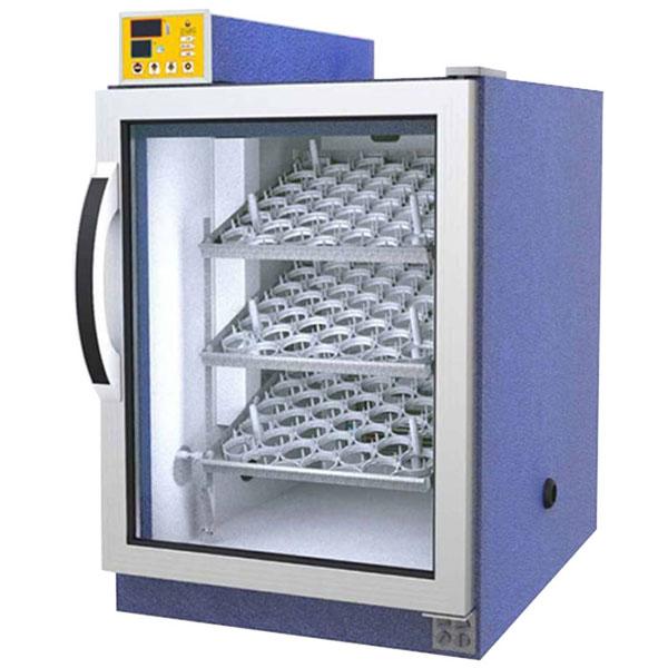 دستگاه جوجه کشی 126 تایی بلدرچین دماوند